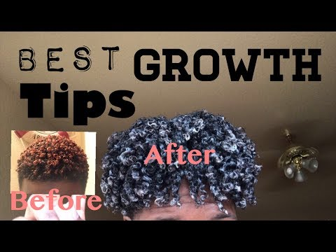 How To Grow Your Hair Longer & Faster | Men & Women
