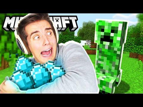 Denis Sucks At Minecraft - Episode 1