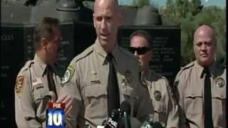 Ten Arizona sheriffs call for Holder to step down over