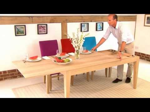 Large Extendable Table