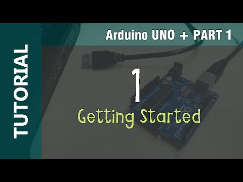 Arduino Tutorial for Beginners Getting Started Part 1