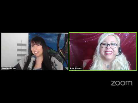 Live Stream with Angie Atkinson