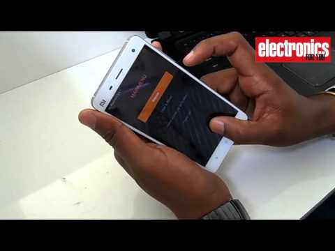 How to Reset Forgot Password in xiaomi mi4 android mobile (Hindi)