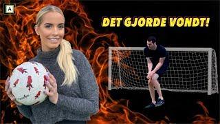 Kan Isabelle Eriksen Spille Fotball?