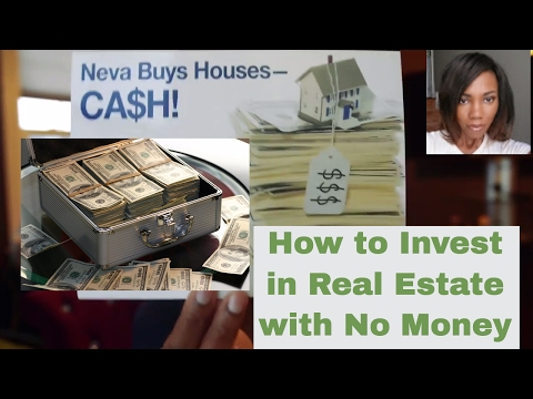 How to Invest in Real estate with Little Money| How to Invest in Real Estate for Cheap