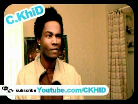 ckhidHAIR ep1 - Wash and Style Mens Afro Hair