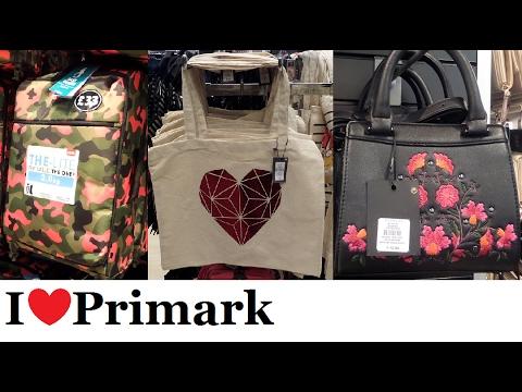 Primark Bags, Purses & Suitcases | February 2017 | IlovePrimark