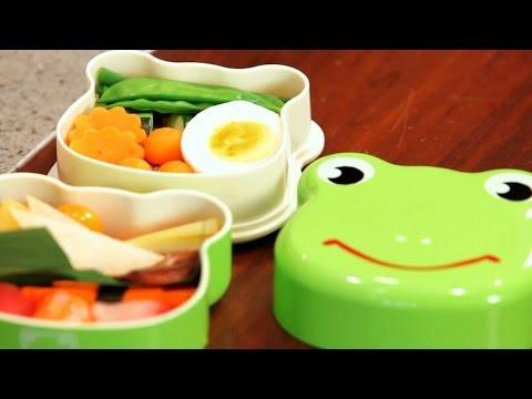 How to Put Together Bento Box for Kids | Bento Box