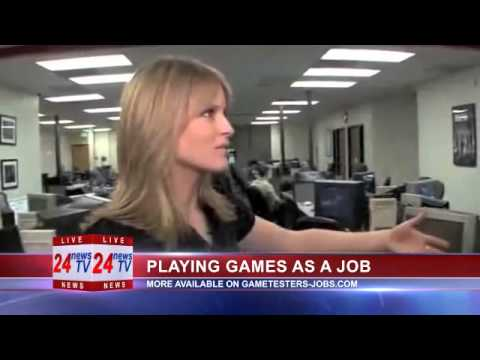 Become a Game Tester - Playing Games As a Job