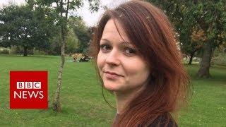 Russian spy poisoning: Yulia Skripal