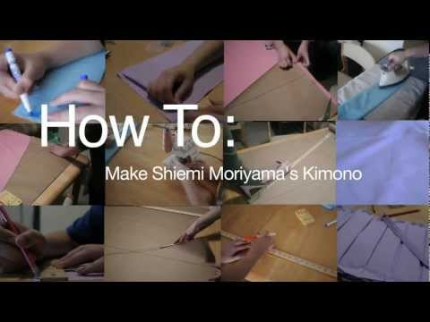 HOW TO: SHIEMI MORIYAMA COSPLAY