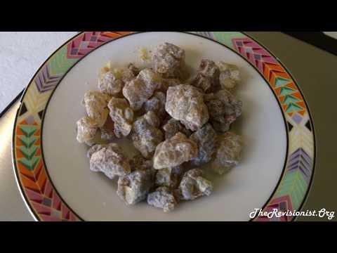 Boswellia Serrata Frankincense Taste Test and Scent Profile
