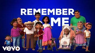 """Miguel - Remember Me (Dúo) (From """"Coco""""/Official Lyric Video) ft. Natalia Lafourcade"""