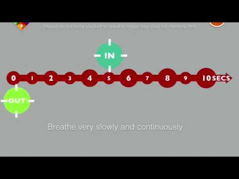 CONQUER YOURSELF CHALLENGE: Powerful BREATHING TECHNIQUE TO REDUCE BLOOD PRESSURE & PULSE