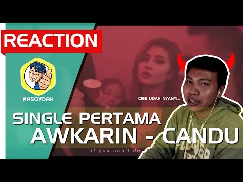 REACT TO AWKARIN - CANDU | REACTION