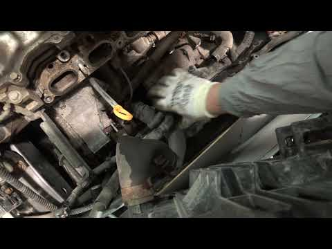 P12/19 How to replace Engine Step by Step Toyota Corolla. Years 2007 to 2018. Part 12 of 19