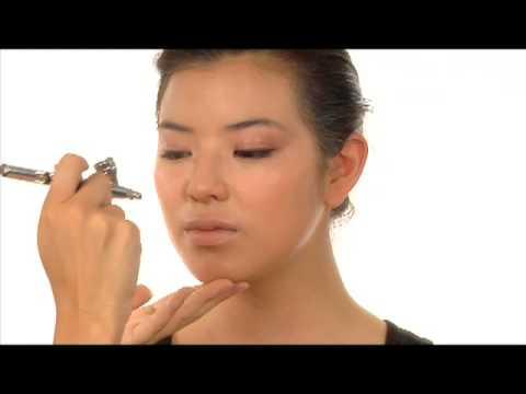 Airbrush Makeup 101 - TEMPTU AQUA