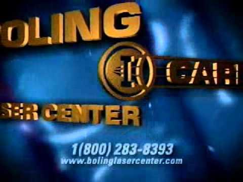 Female Voice Artist Debbie Grattan - Boling Laser Center Commercial