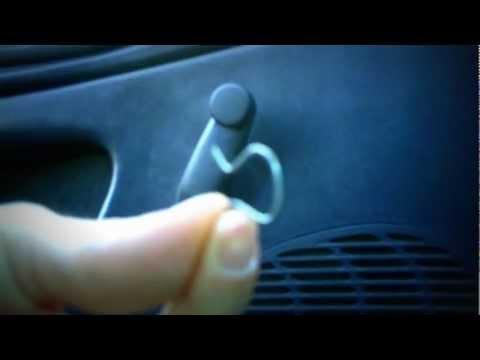 Window Crank Removal Trick