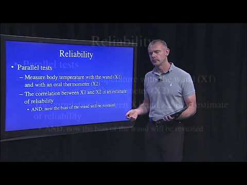 3   4   Lecture 5a Reliability  Validity 1749