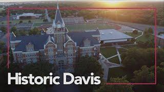Davis Administration Building | Friends University