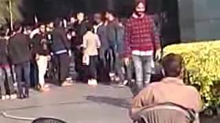 BOHEMIA arrives on set of Jaguar Music Video (Rare Video)