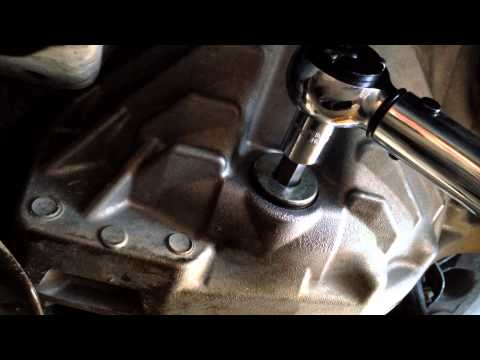 2010 Tundra Front Differential Fluid Change