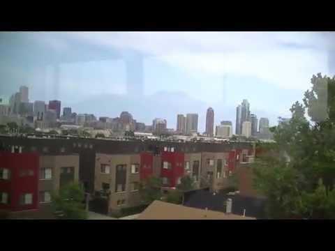 travel vlog Day 1 taking a greyhound bus to Chicago
