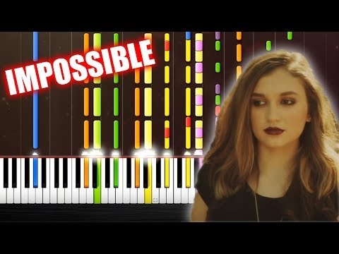 The Chainsmokers - Don't Let Me Down ft. Daya - IMPOSSIBLE PIANO by PlutaX