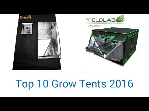 10 Best Grow Tents 2016