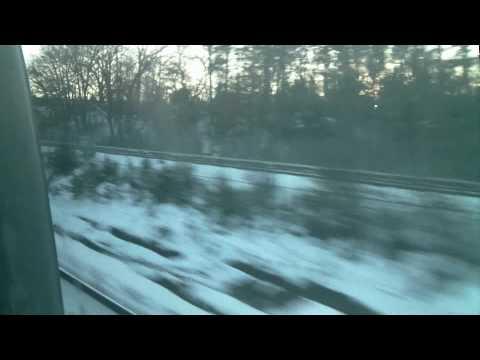 Amtrak Silver Star train trip to Raleigh North Carolina part 9