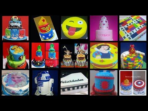 DECORACIÓN DE PASTELES INCREÍBLES #3 🎂  Amazing Cake Decorating Ideas Compilation