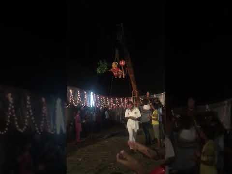 Hanuman ji met with accident