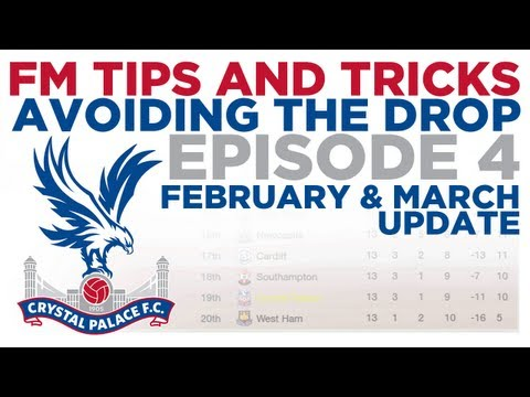 Avoiding The Drop - Episode 4 | Football Manager 2013