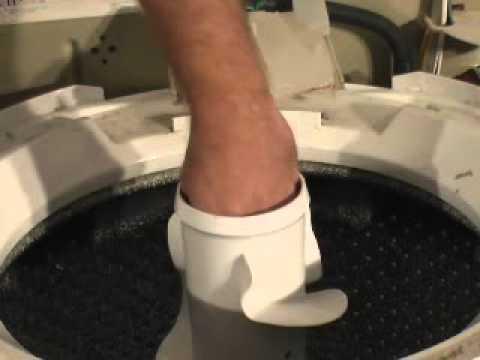Whirlpool Washer Agitator Repair