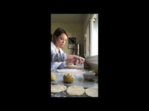 Grain Free Pasta and Dumpling (Pierogi) Dough