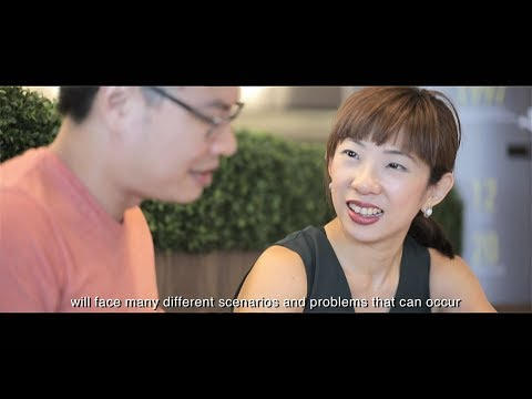 Singapore Property Agent Profile Video - Diana