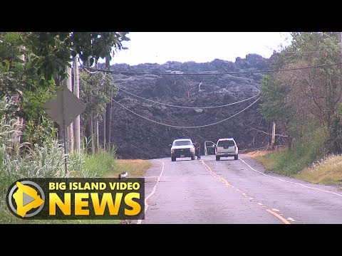 Hawaii Volcano Eruption Update - Saturday Afternoon (June 2, 2018)