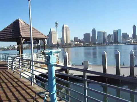 Bike Ride Around Coronado Ferry Landing & Pier