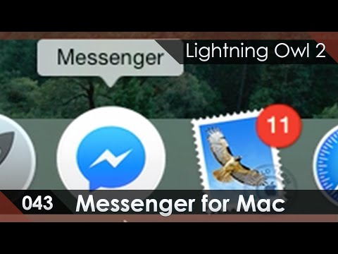 How to get Facebook Messenger for Mac 2015
