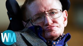 Top 10 MIND-BLOWING Things About Stephen Hawking
