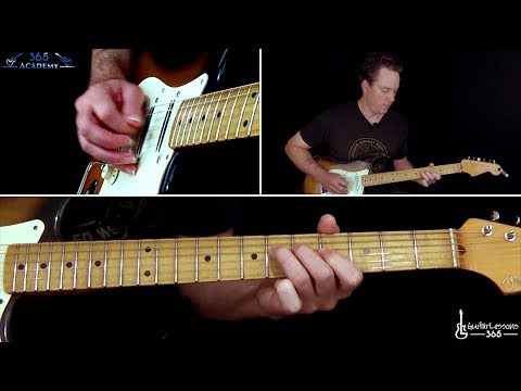 Muse - Starlight Guitar Lesson