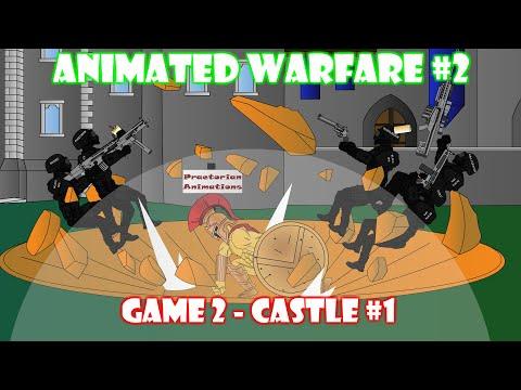 Animated Advanced Warfare - Episode 2 - Castle