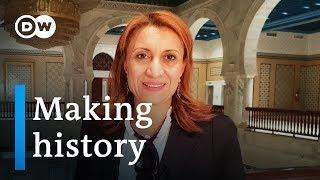 The first female mayor of Tunis   DW Documentary (Arab world documentary)