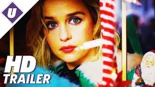 Last Christmas (2019) - Official Trailer   Emilia Clarke, Henry Golding