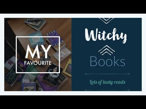 My Favourite Witchy Books (Flip Through & Chat)