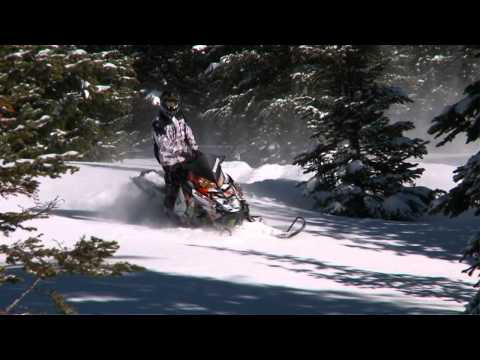 Chris Burandt Back Country Adventure