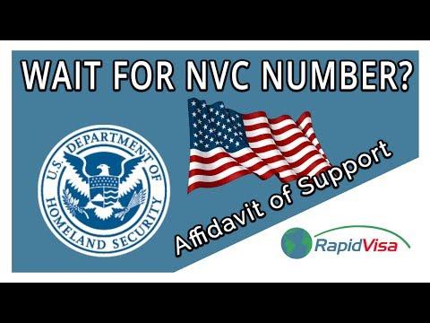 Should I Wait to Get NVC Number to Send My Affidavit of Support?