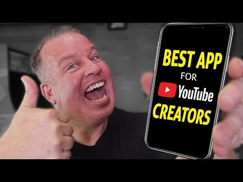 Best Mobile App for YouTube Creators