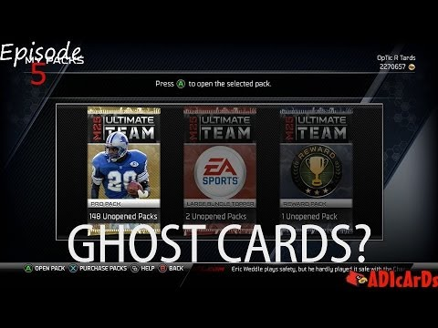 Madden 25 Ultimate Team | Pack Openings | 30+ Packs | Ghost Cards!? | MUT 25